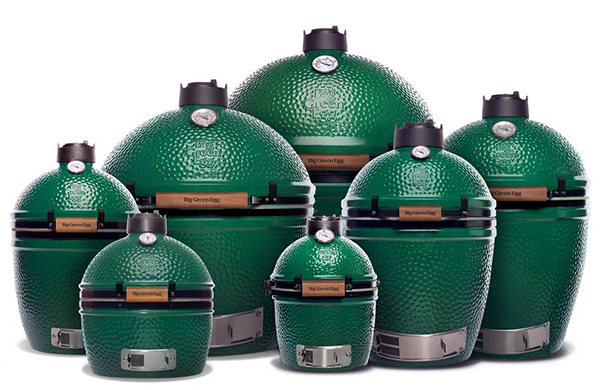Big Green Egg Ceramic Cookers